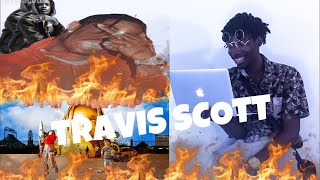Travis Scott - STOP TRYING TO BE GOD (REACTION VIDEO)