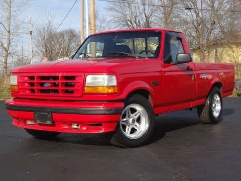 1995 Ford F 150 Lightning 58L 351 RARE SOLD