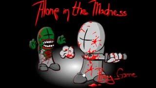Прохождение флеш игры Alone In The Madness