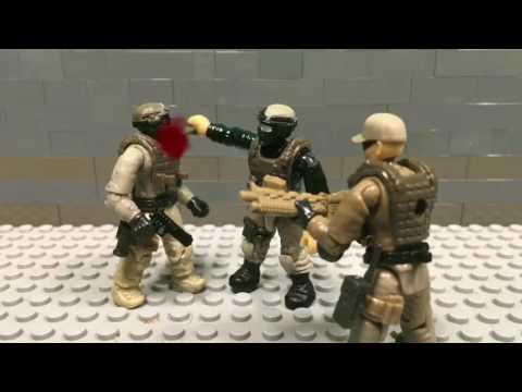 Hooked on a Feeling (A Call of Duty Mega Bloks Stop motion)