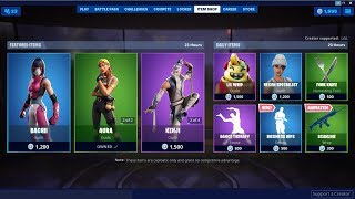 *NEW*Business Hips Emote & Aura Skin Back ! Fortnite Item Shop July 31, 2019