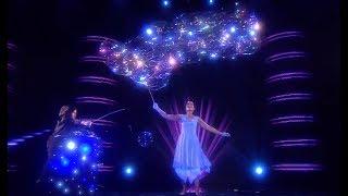 Ten występ przypomniał Agnieszce Chylińskiej czasy kiedy była małą dziewczynką :) [Mam Talent]