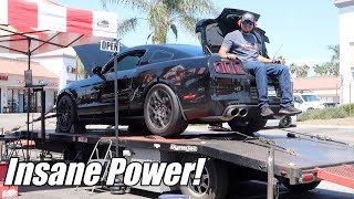 5.8L Shelby GT500 Shocking dyno results!