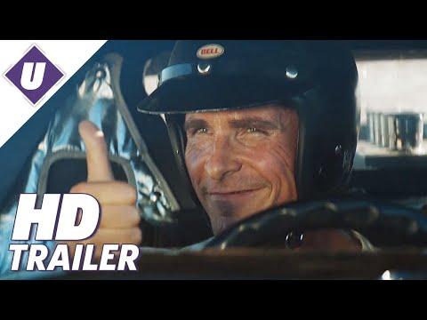 Kelly Brown - Great Christian Bale Matt Damon Movie Trailer!....Ford V. Ferrari