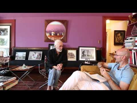 In the Studio: Robert Indiana
