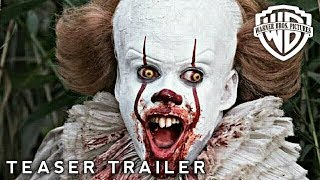 IT: Chapter Two — Teaser Trailer (2019) [HD] James McAvoy, Jessica Chastain (Fan Made)