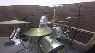 Chemical Brothers - Saturate (Tom Bradshaw Drum Cover)