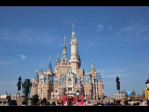 Visitando Disneyland Shanghai!!