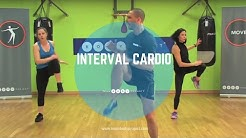 Advanced fat burning HIIT cardio workout - 30 mins.