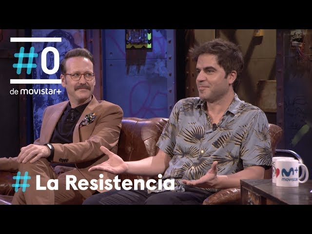 LA RESISTENCIA - Entrevista a Joaquín Reyes y Ernesto Sevilla | #LaResistencia 12.09.2018