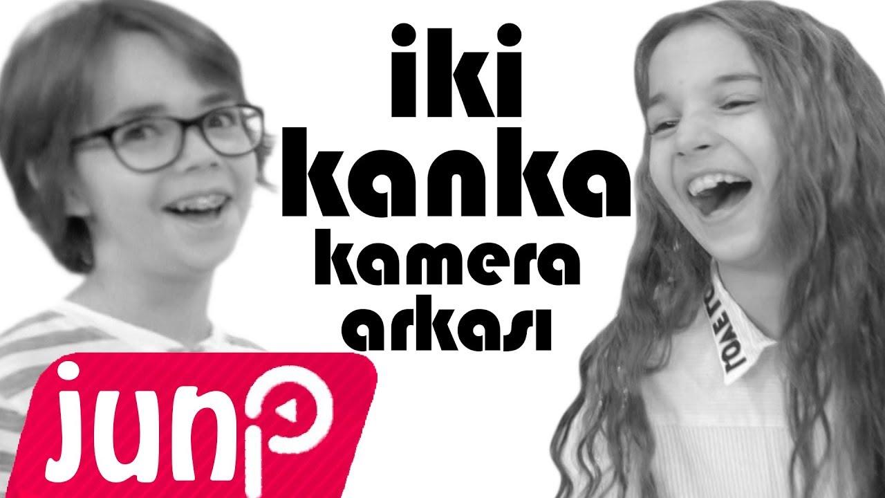 İKİ AŞIK KAMERA ARKASI - İki Kanka Parodi   Ecrin Su Çoban