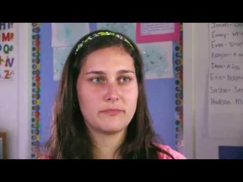 Hayden Bock (Beginnings School Alumna & Student Teacher)