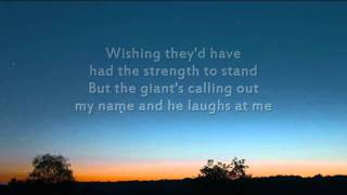 Casting Crowns - Voice of Truth - Instrumental with lyrics