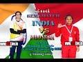 2nd Semi : India Vs Indonesia ::(Malaysia) 1st Asian Women Circle Style Kabaddi Championship