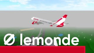 [ROBLOX] LeMonde Airlines