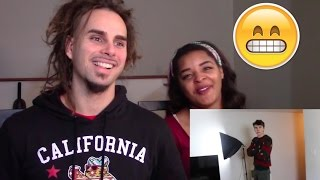 vuclip DAVID DORBRIK KISSING KATY PERRY!! - REACTION