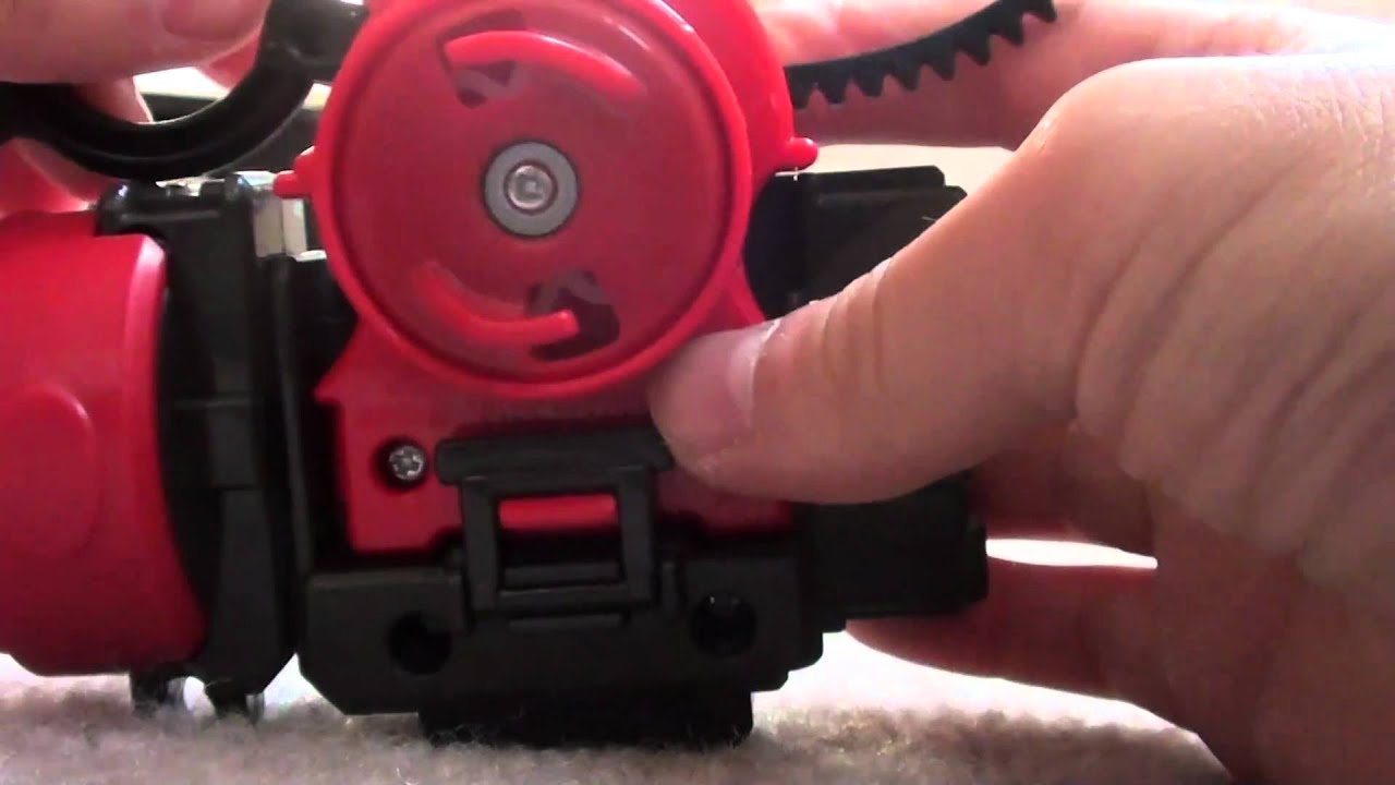 Beyblade Reviews Red Rubber Launcher Grip Bb 15 Youtube