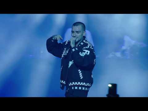Ezhel \u0026 Murda - Boynumdaki Chain \u0026 AYA (Volkswagen Arena Live 2019)