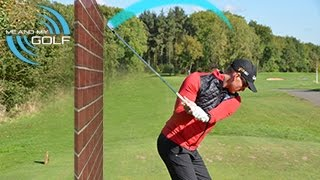HOW TO SHALLOW OUT YOUR DOWN SWING