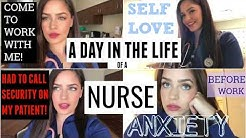 A Day In The Life Of a NURSE! | Come To Work With Me!