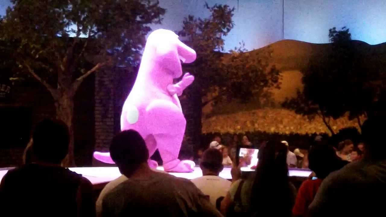 A Day In The Park With Barney And Friends Youtube