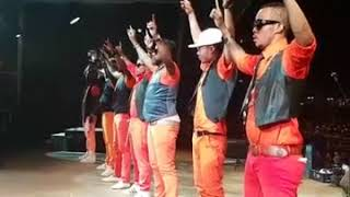 WERRASON 3EME CONCERT À ZIMBABWE SPECTACLE YA SOMO