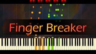 Finger Breaker // JELLY ROLL MORTON
