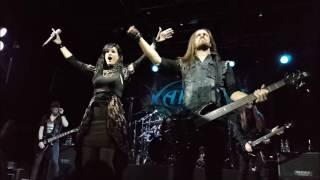 "Video Xandria ""Fire & Ashes"" (Full Concert) Montevideo 18/10/2016 download MP3, 3GP, MP4, WEBM, AVI, FLV Oktober 2018"