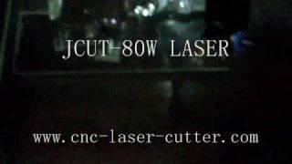 JCUT-80W Laser Cutter Machine
