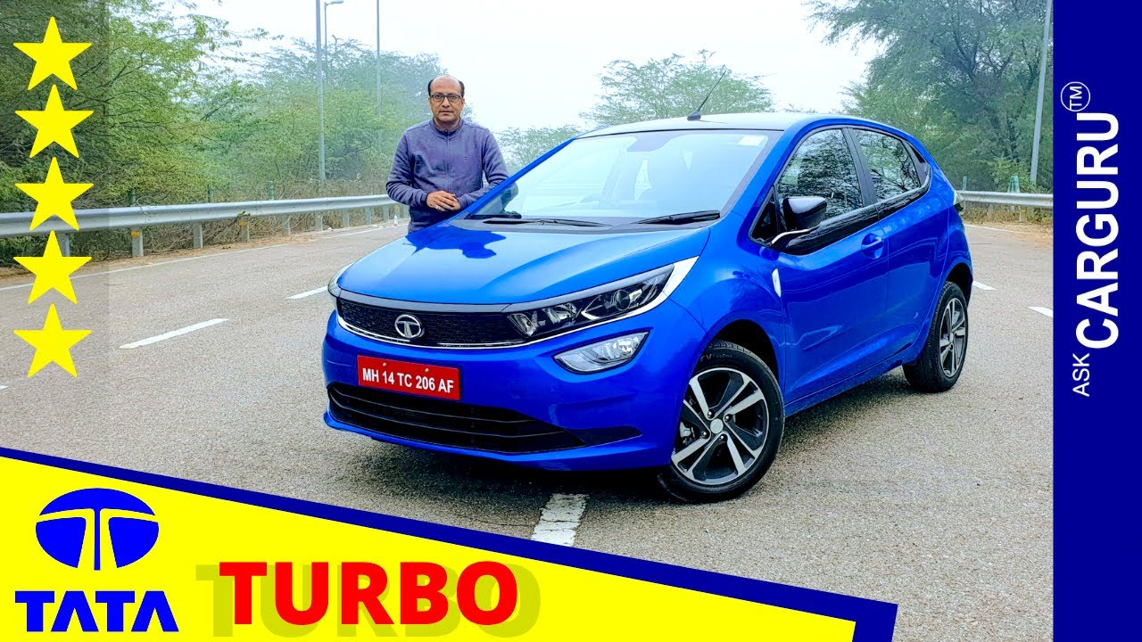 2021 Tata Altroz Turbo 🔥Driving Review 🔥हिन्दी 🔥Ask CARGURU