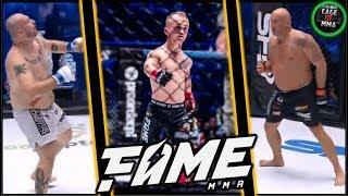 Fame MMA 5 - Najman vs Bonus, Mini Majk