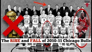 They Were Supposed to Be a Dynasty... What Happened to the 2010-11 Chicago Bulls?