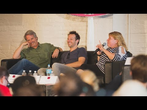 ATX Festival Panel: First Gigs & Big Breaks - A Look at Both Sides of Opportunity (2017)