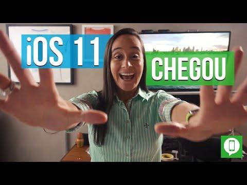 As Principais Novidades do iOS 11 | Marília Guimarães