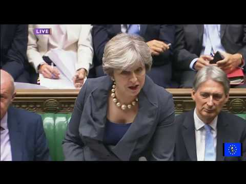 PMQs 11/10/17 Corbyn vs May: Universal Credit and welfare cuts