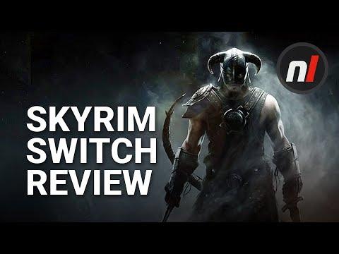 The Elder Scrolls V: Skyrim Review - Nintendo Switch