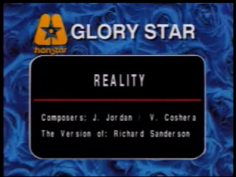 Richard Sanderson - Reality Karaoke (Honstar) (No Vocal)