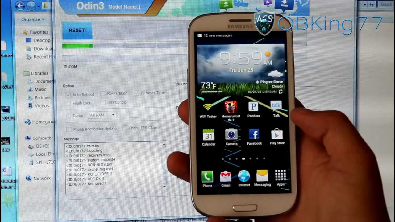 GALAXY S3 QHSUSB DLOAD WINDOWS VISTA DRIVER DOWNLOAD