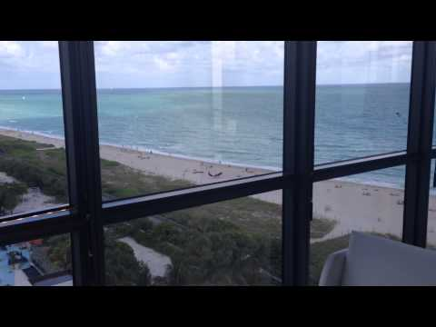 W hotel Miami South Beach Marvelous suite