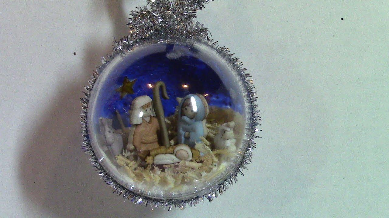 u0026quot silent night u0026quot  diy nativity scene