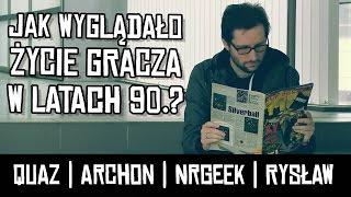 Jak wyglądało życie gracza w latach 90.? Wspomnienia z Pyrkonu [tvgry.pl]
