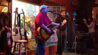 """Bill Miles at the """"Aiken and Friends Festival Songwriters Contest"""" in """"Let it Rain"""""""