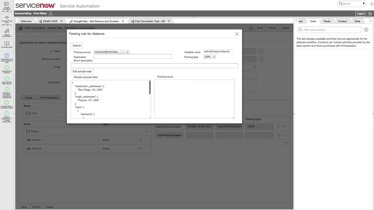 Introduction to Orchestration   ServiceNow Docs