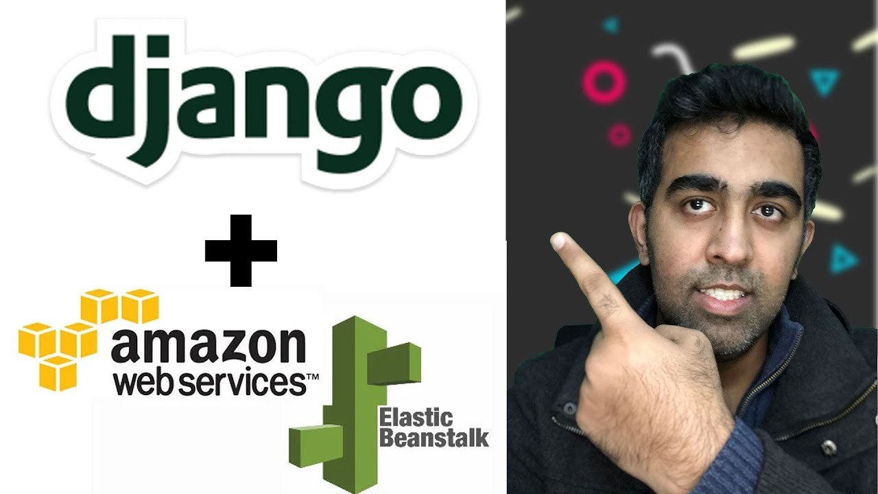 Deploy Django App Using Elastic Beanstalk