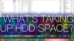 How to Figure Out What's Taking Up Space on Your HDD/SSD ft. WinDirStat, SpaceSniffer, Disktective