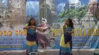 """Nahin Mo Pade ""- Sydney Odia Cultural Program (Phula Baula Beni 3) by Orioz on 25th April 2015"