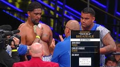 Breazeale vs Kassi FULL FIGHT: Sept. 26, 2015 - PBC on NBC