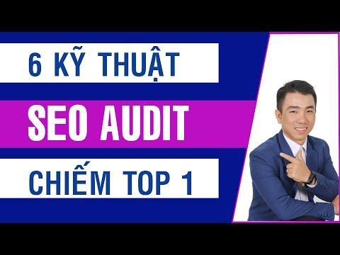Hướng dẫn SEO Audit Webiste Chiếm Top Google   6 Kỹ Thuật Audit Link Chuẩn SEO
