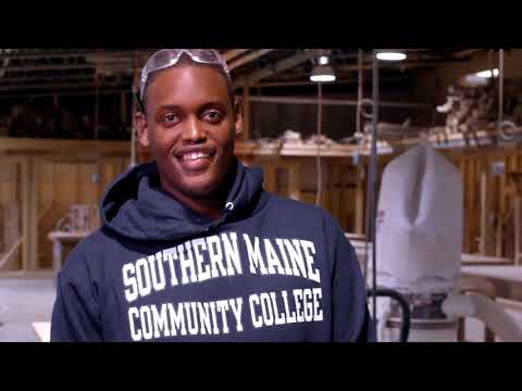 Southern Maine Community College - Construction Technology - Adiel (15 Seconds)