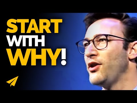 You MUST Start With WHY! | Simon Sinek | #Entspresso